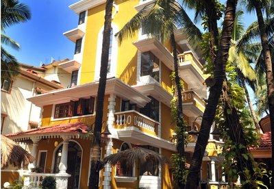 Отель Sao Domingos 2* Южный Гоа Индия