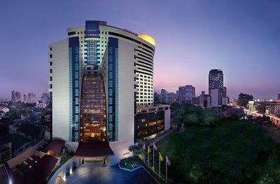 Отель Avani Atrium Bangkok 4* Бангкок Таиланд