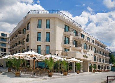 Отель Mistral Hotel 4* Балчик Болгария
