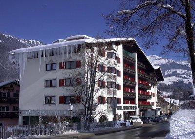 Отель Q! Hotel Maria Theresia 4* Кицбюэль Австрия