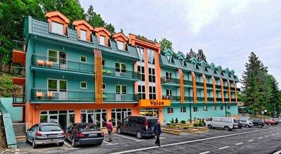Отель Atomic Spa and Rehabilitation Center Vujan 1* Чачак Сербия