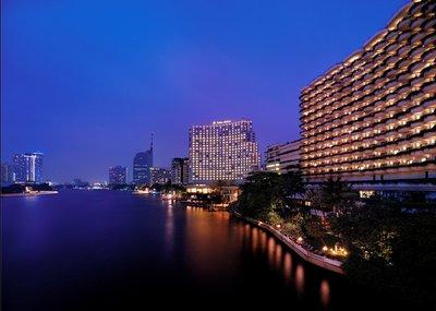 Отель Shangri-La Hotel Bangkok 5* Бангкок Таиланд