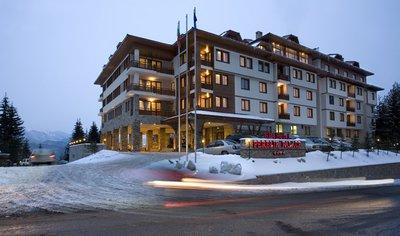 Отель Perelik Palace Hotel 4* Пампорово Болгария