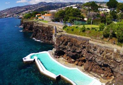 Отель Albatroz Beach & Yacht Club 5* о. Мадейра Португалия