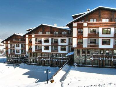 Отель Green Life Ski & Spa Resort 4* Банско Болгария