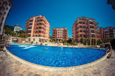 Отель Privilege Fort Beach 3* Елените Болгария