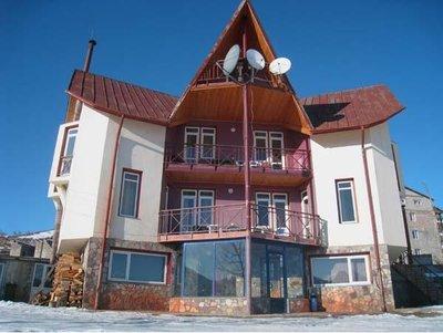 Отель Ozon Hotel 2* Гудаури Грузия