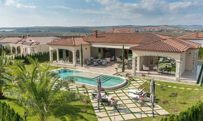 Отель Eden Park Luxury Villas hv1 Солнечный берег Болгария