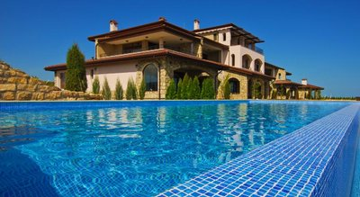 Отель Club Residence at BlackSeaRama Golf 5* Балчик Болгария