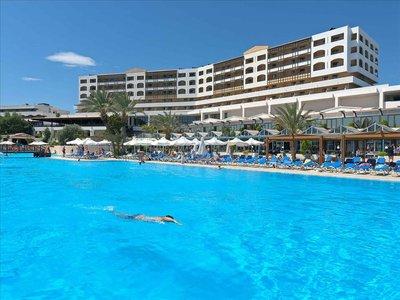 Отель Atlantica Amilia Mare 5* о. Родос Греция