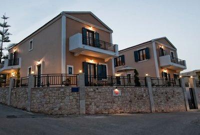 Отель Ortansia Villa 3* о. Крит – Ретимно Греция