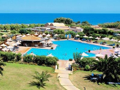 Отель Anissa Beach & Village 4* о. Крит – Ираклион Греция