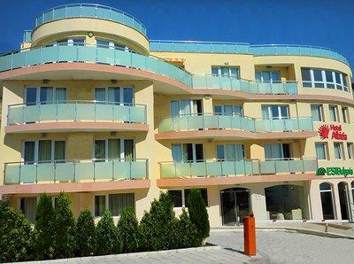 Отель Albizia Hotel 3* Варна Болгария