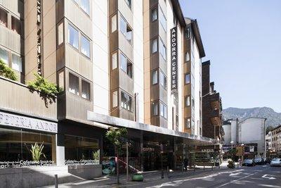 Отель Andorra Center 4* Андорра Ла Велья Андорра