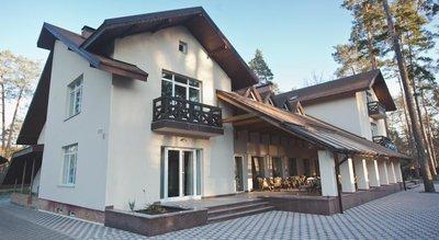Отель Viktoria Park 3* Буча Украина