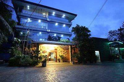 Отель Panorama Hotel 2* Калутара Шри-Ланка