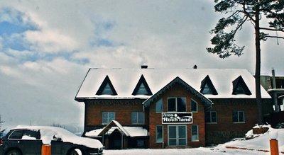 Отель Hoch Land 3* Яблуница Украина - Карпаты