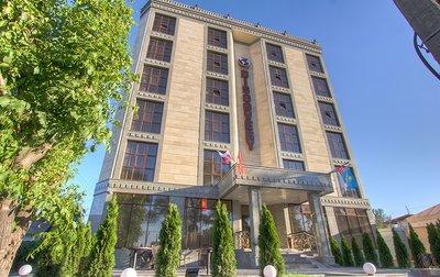 Отель Discovery Hotel 4* Бишкек Киргизия