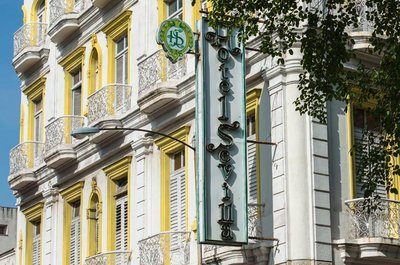 Отель Mercure Sevilla Havane Hotel 4* Гавана Куба