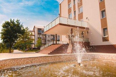 Отель Энергостроитель 2* Коблево Украина