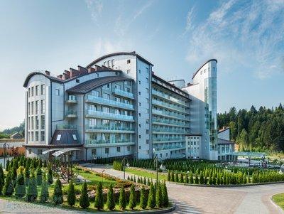 Отель Три Сини та Донька 5* Сходница Украина