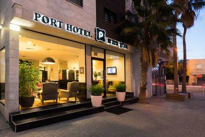 Отель Port Hotel 3* Тель-Авив Израиль