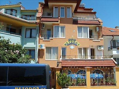 Отель Hetodon Guest House 3* Созополь Болгария