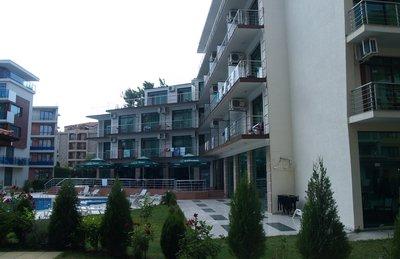 Отель Helvecija Hotel 4* Солнечный берег Болгария