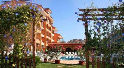 Отель Liani Hotel 3* Солнечный берег Болгария