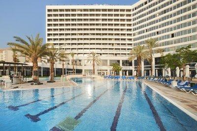 Отель Crowne Plaza Dead Sea 5* Мертвое море Израиль