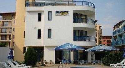 Отель Sunny Planex 3* Солнечный берег Болгария