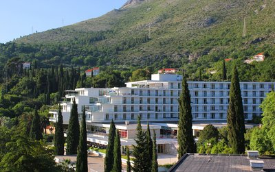 Отель Astarea I Hotel 3* Млини Хорватия