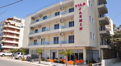 Отель Villa Jasmin Hotel 3* Саранда Албания