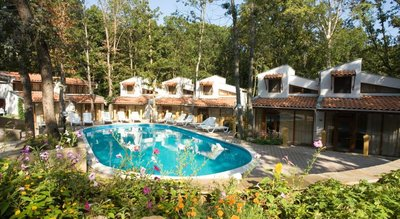 Отель Villas Ropotamo Maisonette 3* Приморско Болгария