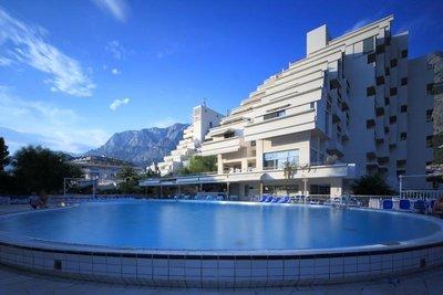 Отель Meteor Hotel 4* Макарска Хорватия