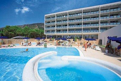 Отель Bluesun Hotel Elaphusa 4* о. Брач Хорватия
