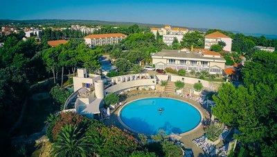 Отель Waterman Svpetrvs Resort 4* о. Брач Хорватия