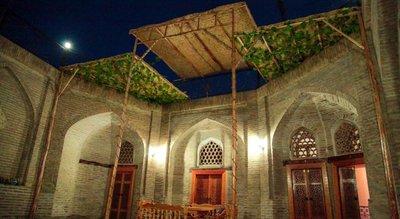 Отель Khurjin Hotel 3* Бухара Узбекистан