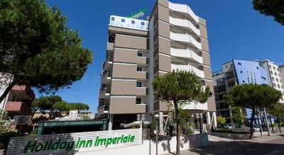 Отель Imperiale Hotel Rimini 4* Римини Италия
