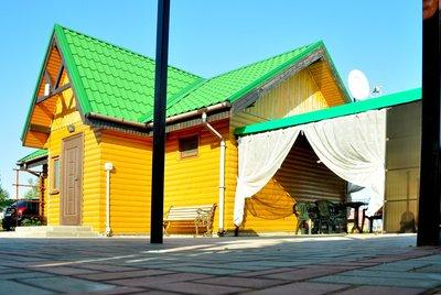 Отель Амальтея 2* Бердянск Украина