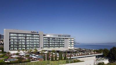 Отель Radisson Blu Resort 4* Сплит Хорватия