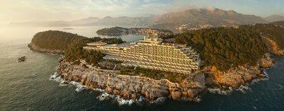 Отель Croatia Hotel 5* Цавтат Хорватия