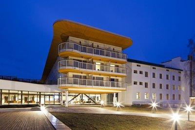 Отель Holiday Club Saimaa 4* Иматра Финляндия