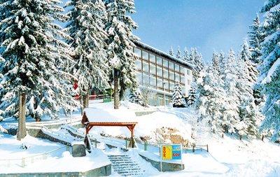 Отель Бор 2* Пампорово Болгария