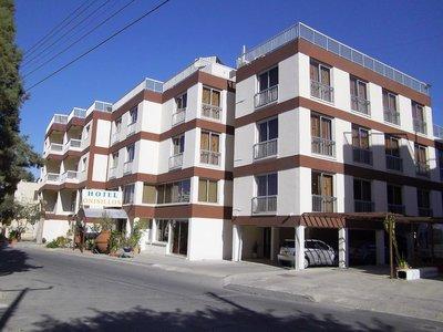 Отель Onisillos Hotel 2* Ларнака Кипр