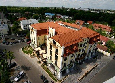 Отель Hermitage Hotel 4* Брест Беларусь