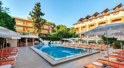 Отель Mr. Crane Hotel 3* Кемер Турция