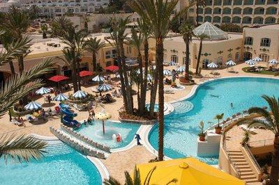 Отель Marabout Hotel 3* Сусс Тунис
