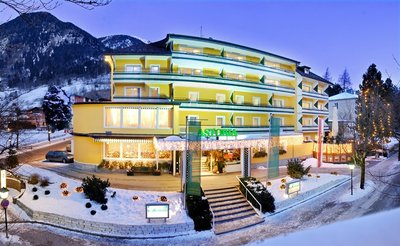 Отель Astoria Hotel 4* Бад Хофгаштайн Австрия