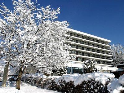 Отель Rikli Balance Hotel 4* Блед Словения